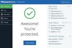Here is what you searched - Malwarebytes Anti-Malware Premium Crack. The 2017 version of Malwarebytes Anti-Malware Premium Crack finally working. Security Tools, Security Solutions, Microsoft, Ios, Windows Defender, Pc Repair, Antivirus Software, Windows System, Computer Repair