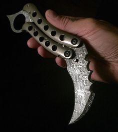 Jeremy Marsh Knives