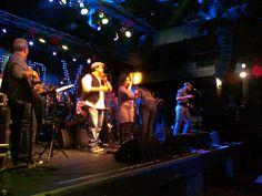 El Tren de Cuba - the marvellous Los Van Van, the best danceable salsa around