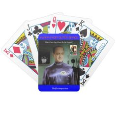 Plan 9/Eros Playing Cards - modern gifts cyo gift ideas personalize