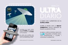 """Augmented Reality stickers, inside """"UltraDiario"""" the Augmented reality School Diary with superpowers, made by Growing Ideas with @Layar  . Available this summer."""