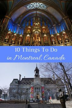 10 Things to do in Montreal, Canada for spring break - plus tips for planning your family's trip | #montreal #quebec #canada #montrealmoments #quebecoriginal #explorecanada #familytravel | Gone with the Family