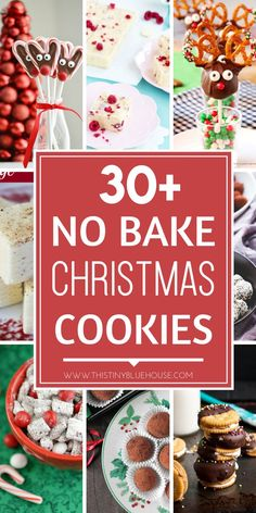Looking for a quick holiday cookie or treat? Here are no bake Christmas cook… Looking for a quick holiday cookie or treat? Here are no bake Christmas cookies that are the perfect addition to any holiday table,event or potluck. Christmas Potluck, Christmas Sweets, Christmas Cooking, Christmas Goodies, Christmas Candy, Christmas Crack, Christmas Time, Christmas Ideas, Christmas Tables
