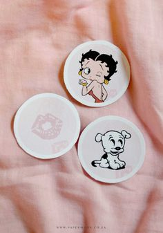 FREEBIE! Betty Boop Bachelorette Printable Kit ⋆ Papermoon Bachelorette Invitations, Ribbon Yarn, Book Posters, Glue Dots, Stationery Set, Betty Boop, Cupcake Toppers, Poster Prints, Printables