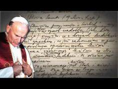 """""""Jestem bardzo w rękach Bożych. Notatki osobiste 1962-2003″, Jan Paweł II, Wyd. Znak - http://ksiazki.tv/n/2240"""