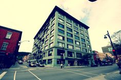Montreal by Jerome Gauthier Multi Story Building