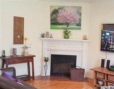 1940's original fireplace   Ideas I love   Pinterest   Fireplaces ...