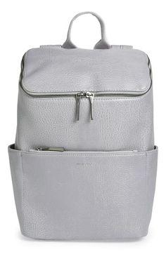 3ff2abdb226e Matt   Nat  Brave  Faux Leather Backpack