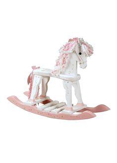 Teamson - Princess Rocking Horse