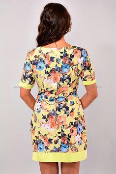 Платье Г7409 Размеры: 42-48 Цена: 490 руб.  http://odezhda-m.ru/products/plate-g7409  #одежда #женщинам #платья #одеждамаркет