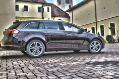 HDR Opel Insignia
