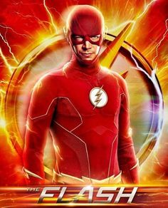 The Flash, Flash Wallpaper, Supergirl, Cw Dc, Dc Tv Shows, Grant Gustin, Dc Comics Art, The Cw, Aesthetic Wallpapers