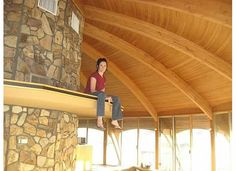I was lucky enough to stay at the Dome House! What an amazing place.