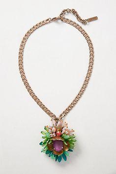 Seastar Pendant Necklace - anthropologie.com