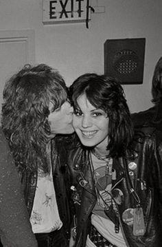 Robert Plant & Joan Jett