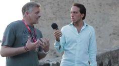 """Fabio De Caro, interprete della fortunata serie """"Gomorra"""" intervistato all'Ischia Film Festival Film Festival, Movie Party"""