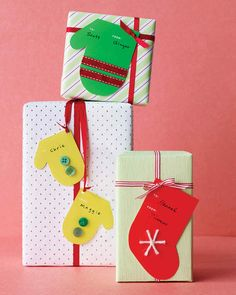 30 Holiday Gift Tags, Labels, and Clip-Art You Can Use Right Now