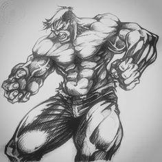 Hulk by Neill De Ávila