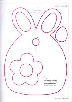 Homestyle sewing - compartilha tudo - Álbuns da web do Picasa Felt Patterns, Applique Patterns, Craft Patterns, Embroidery Applique, Sewing Patterns, Felt Crafts, Easter Crafts, Fabric Crafts, Motifs D'appliques