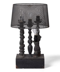 Take a look at this Terrace Table Lamp by Foreside on #zulily today!$100 !!