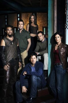 Stargate Atlantis cast