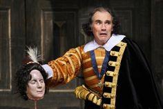 Shakespeares Globe (The_Globe) on Twitter Mark Rylance as Richard III The Globe Summer Season 2012
