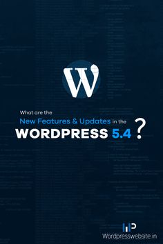 WordPress is the latest WordPress release. Let's dive deep into the most impressive new features and improvements in WordPress version in detail. Wordpress Website Development, Website Development Company, Calendar Widget, Wordpress Admin, Social Icons, Community Events, Free Blog, Best Web, Blog Tips