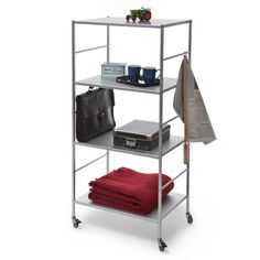 Aluminum Rolling Shelf | New Products