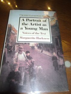 A Portrait of the Artist as a Young Man Marguerite Harkness HCDJ 1990 Twayne's