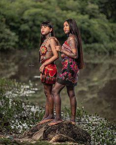Cultura Embera, Panamá 🇵🇦 Credito: Luis Cáceres Bohemian, Instagram, Dresses, Style, Fashion, Templates, Culture, Skirts, Vestidos