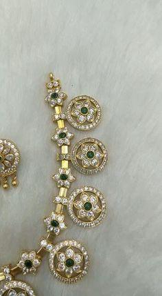 Fancy Jewellery, Silver Jewellery Indian, Traditional Indian Jewellery, Indian Jewelry Sets, Silver Wedding Jewelry, Indian Wedding Jewelry, Jewelry Design Earrings, Women's Jewelry, Necklace Designs