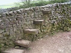 Wall crossing near Clapham, North Yorkshire, UK, 30 April, 2006 Dry Stone, Brick And Stone, Stone Work, Stone Walls, Yorkshire Dales, North Yorkshire, Yorkshire England, Cornwall England, Stone Masonry
