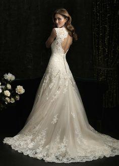 Vestido de Noiva 8965 | Collection | Noivas | BLACK TIE ::