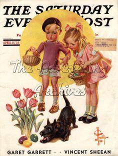 Easter, Magazines, I