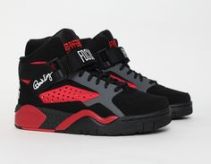 #Ewing Focus Black Red