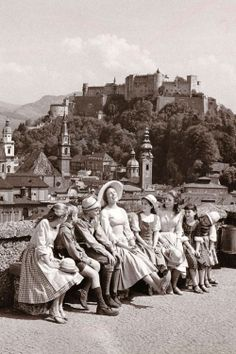 The Sound of Music.=Favorite movie ever