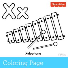 x is for xylophone what sound does a xylophone make take the
