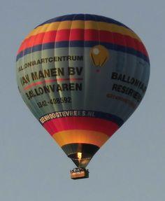 PH-VMR Amersfoort Luchtballon