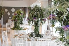 Spring drama with spreading Bridal Wreath Spirea filling the room at Dunham Woods Riding Club in Wayne, IL. Bridal Wreath Spirea, Milwaukee Wisconsin, Wedding Centerpieces, Bouquet, Table Decorations, Spring, Woods, Flowers, Drama