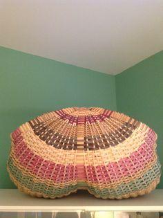 Class Princeton, NJ ::: By Joan Perrone as seen on Pinterest. Lovely basket. Lorr