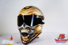matrix simpson bandit helmet