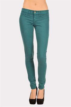 Miss Lucky Pants - Green