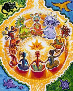 Sun, Jun PM: The description of the event, Cast Off Your Cloak/Live in Your Essential Shakti GODDESS Skin! LA Women Circle, is available only to members. Psychedelic Art, Éphémères Vintage, Sacred Feminine, Devine Feminine, Goddess Art, Visionary Art, Healing, Inspiration, Moonchild