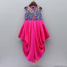 Indian Wear, Ethnic Wear for Girls Kids Dress Wear, Kids Gown, Dresses Kids Girl, Girl Outfits, Kids Long Dress, Kids Frocks Design, Baby Frocks Designs, Kids Indian Wear, Designer Kids Wear