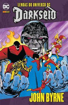 Internet das Coisas!!!: Lendas do Universo DC. Darkseid