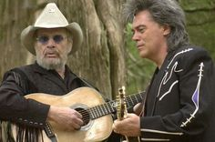 Marty Stuart to Officiate Merle Haggard's Private Funeral