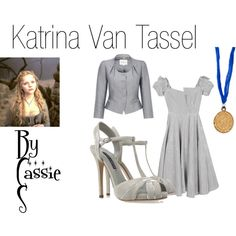 Katrina Van Tassel, created by lilcassie7 on Polyvore (The Legend of Sleepy Hollow)