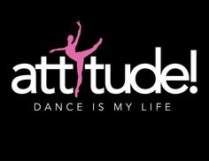 Dance is my Life Logo created by Campanelli Design.