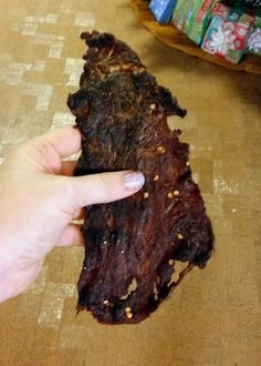 The Virtuous Wife: Homemade Sweet and Hot Beef Jerky Tutorial#.VG1YfZUtCM8#.VG1YfZUtCM8