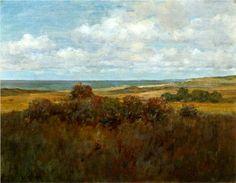 Shinnecock Landscape - William Merritt Chase